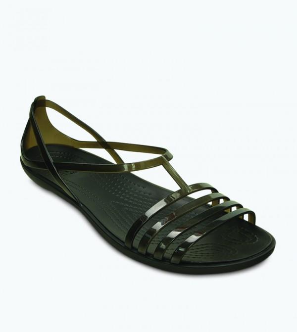 0003df9e8580 Isabella Sandal - Black