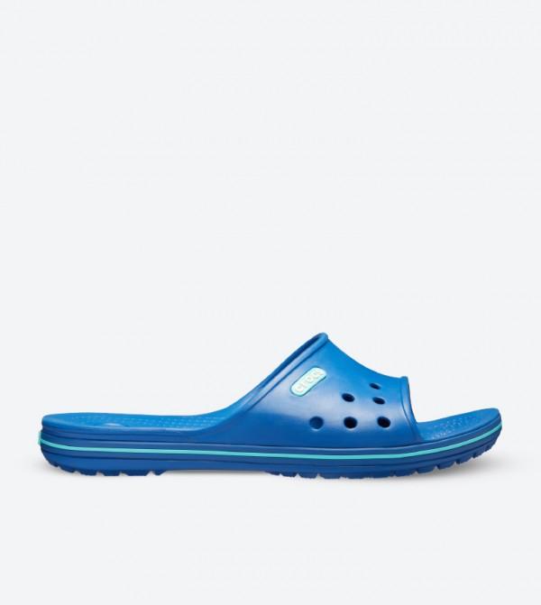 a8a3d92689c1 Crocs Crocband Ii Round Toe Slides - Blue 204108-4IO