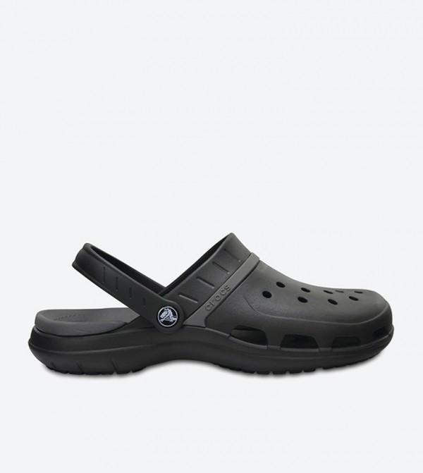 0870412d5acd59 Home · Men · Shoes  Modi Sport Clog Sandals - Black 204143-02S. 204143-02S- BLACK-GRAPHITE