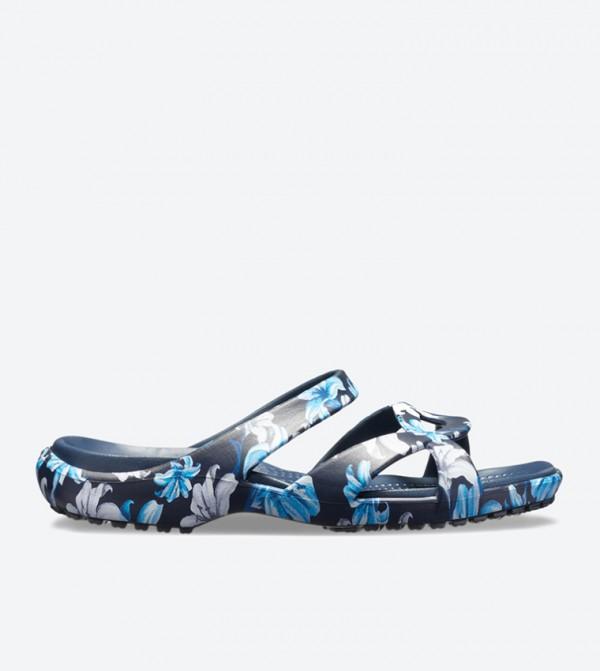 650b39f871bd Home  Meleen Twist Graphic Sandals - Navy 204703-97P. 204703-97P-NAVY