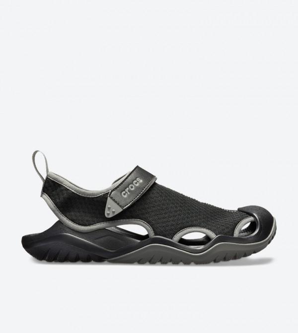 a37f1a4ba7e4 BESTSELLER. Crocs Swiftwater Mesh Deck Sandals ...
