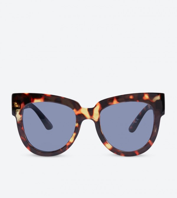 1d7e88ac66d3 Aldo Daellyra Full Rim Sunglasses - Brown 23310601-DAELLYRA