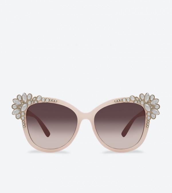 21d4924721 Aldo Twinfalls Oversize Sunglasses - Light Pink 23310601-TWINFALLS