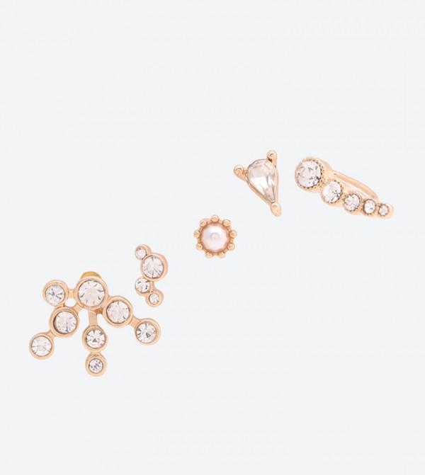 aed80c47e Aldo Valtellina Earrings - Gold