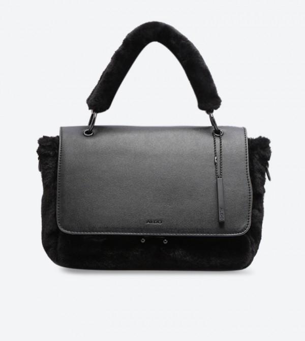 70d3430c83d Aldo Raisin Tote Bag - Black 23340402-RAISIN