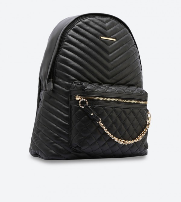 f8f6da65da2 Acareria Backpacks - Black 23340403-ACARERIA