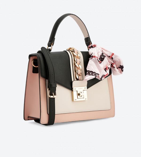 d6a63cc45ca Glendaa Tote Bag - Pink 23340403-GLENDAA