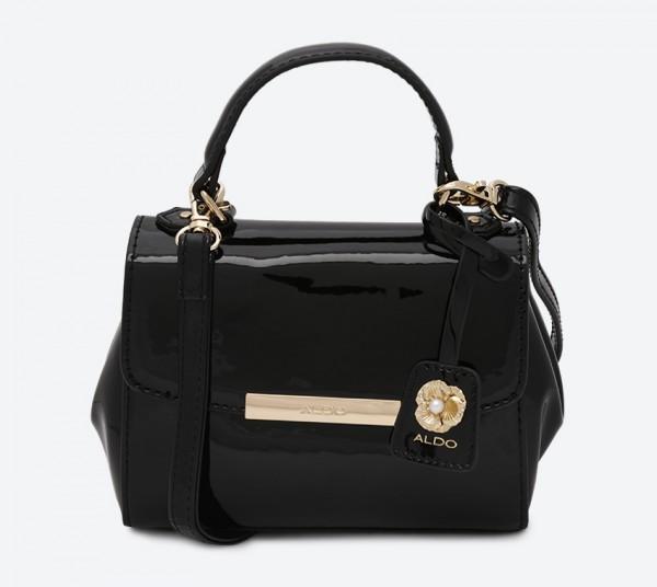 aaeee086374 Aldo Inloving Mini Bag - Black