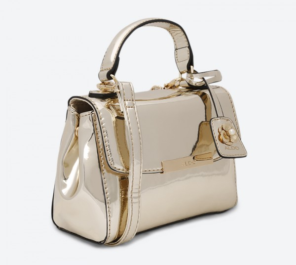 df05e728dfe Inloving Mini Bag - Metallic