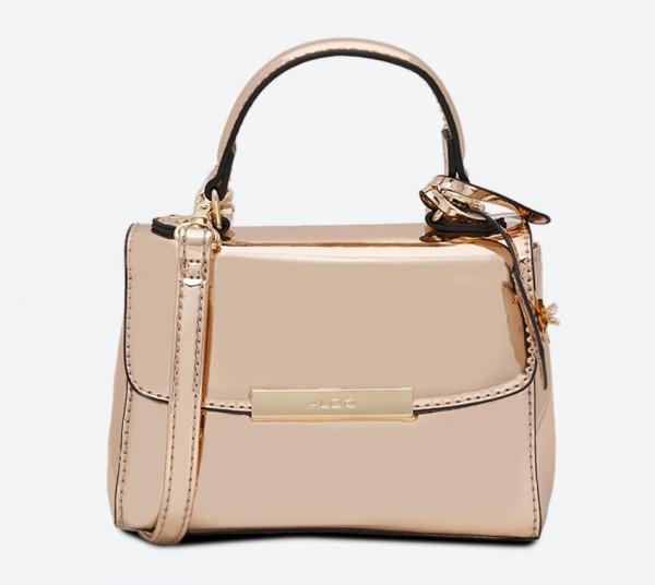 dfecff9b90e Aldo Inloving Mini Bag - Rose Gold