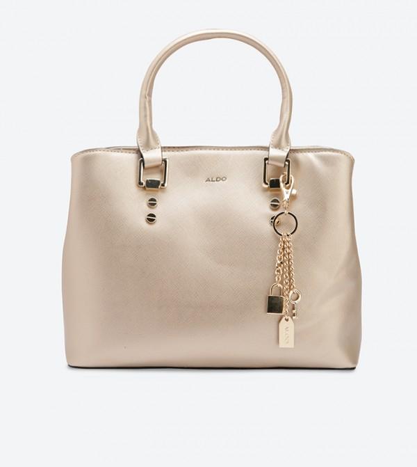 94e980260ff0 Legoiri Charm Detail Satchel Bag - Metallic 23340403-LEGOIRI