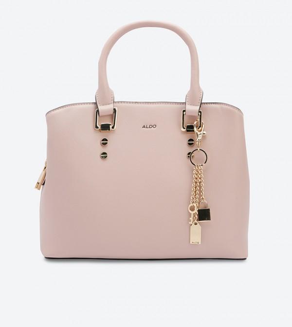 de72ebe7cc7 Aldo Legoiri Charm Detail Satchel Bag - Pink 23340403-LEGOIRI