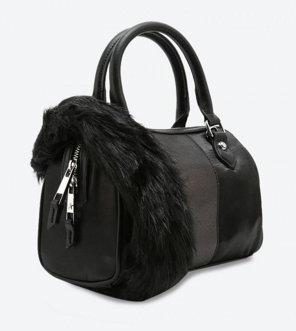 7f58142ce2e Montegabbione Shoulder Bag - Black