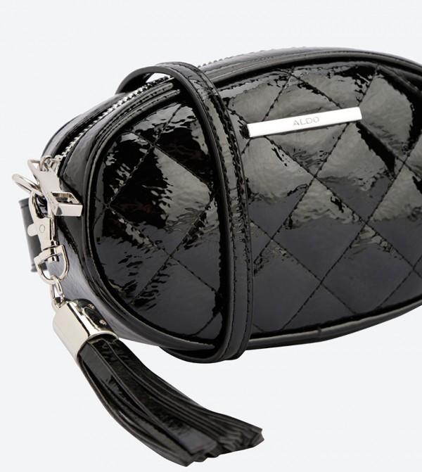 7d01de911 حقيبة خصر باونس بلون أسود