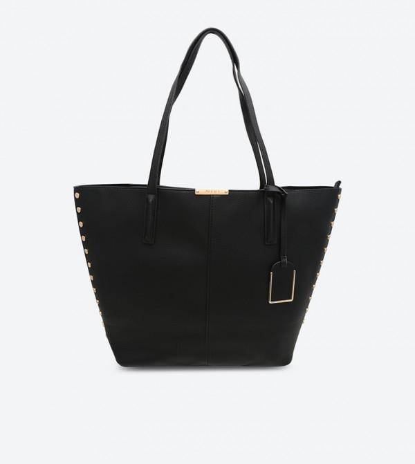 767b1da1d38 Romeu Tote Bag - Black