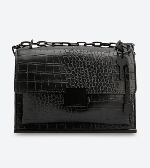 7bfdf2fe6c4 Aldo Valstrona Cross Body Bag - Black 23340403-VALSTRONA