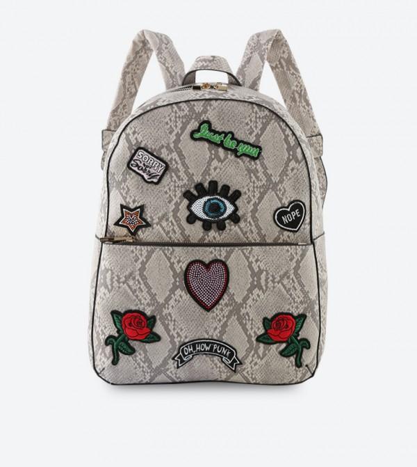 c10e2602839 Aldo Weddingcake Backpack - Nude