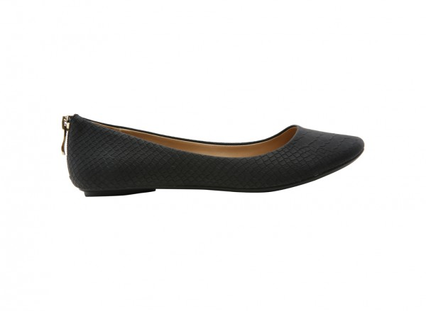 Brevia Black Shoes