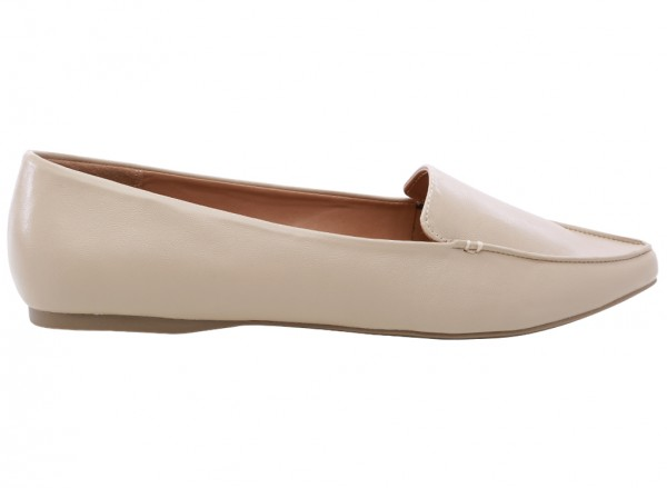 Eowille Beige Loafers