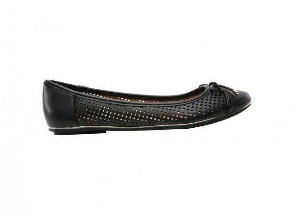 Jesolo Black Shoes-30110201-JESOLO