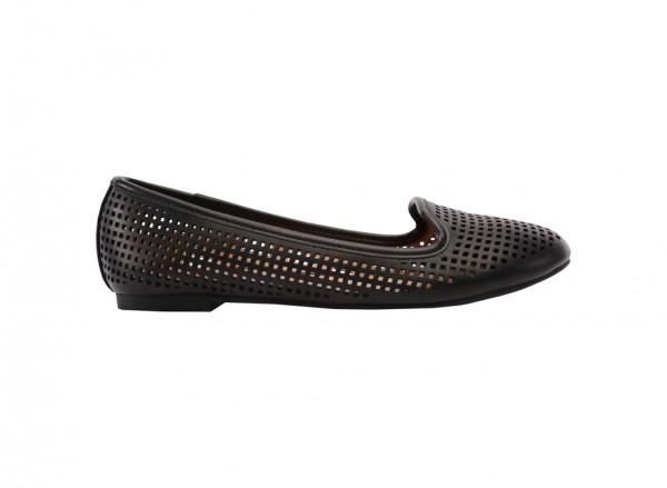 Sport Fashion Black Shoes-30110201-KIRAWIEN