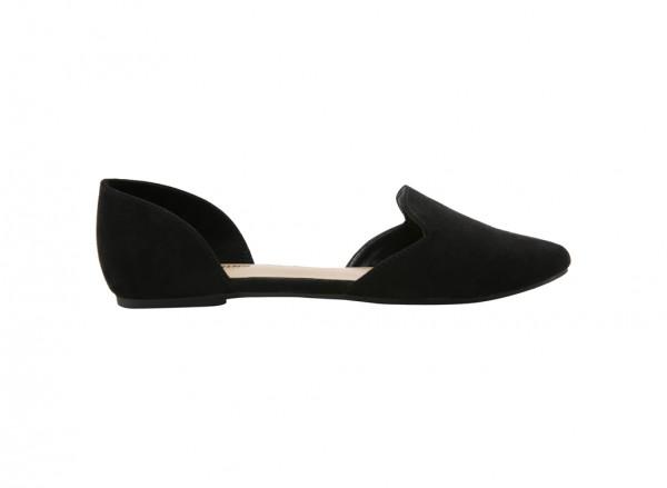 Loane Black Shoes