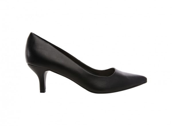 Dress Basic Black Shoes-30110702-ADMIRAL