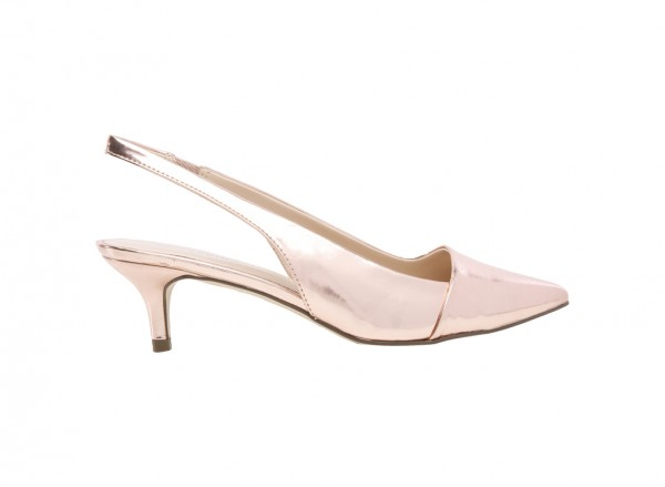 Beverone Metallic  Shoes