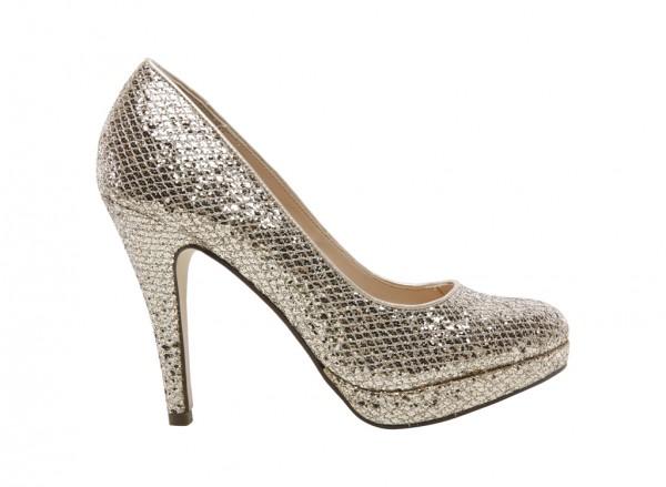Gerou Metallic  Shoes