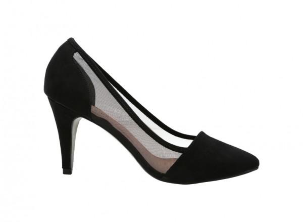 Laroesien Black High Heel