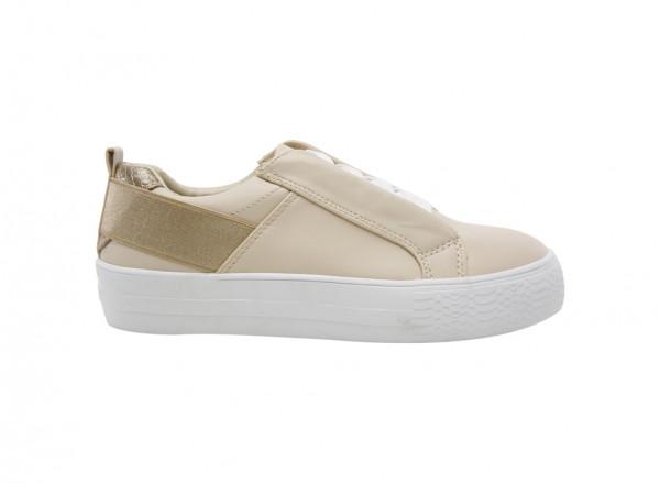 Gloclya Beige  Shoes