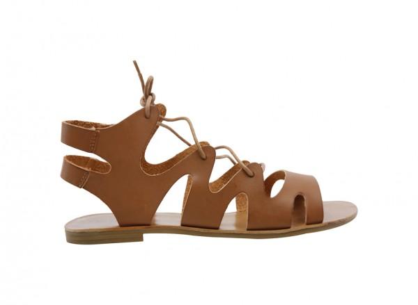 Frimada Brown Sandals