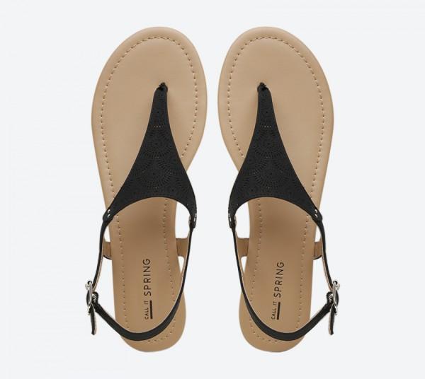 8de4bdd782f Narbolia Sandals - Black