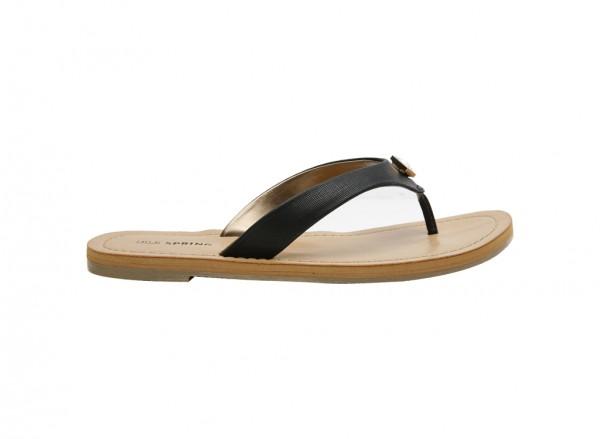 Sollima Black Sandals