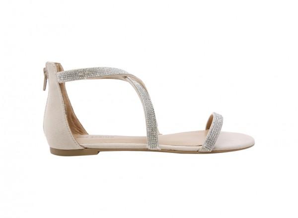 Touraz Beige  Sandals