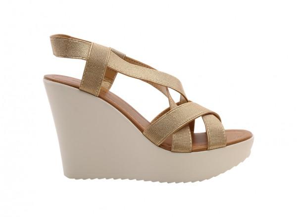 Almaville Metallic  Sandals