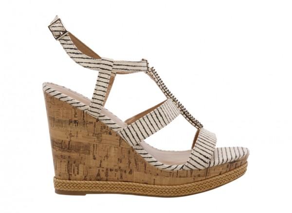 City Fashion Black Sandals-30120503-TERRETI