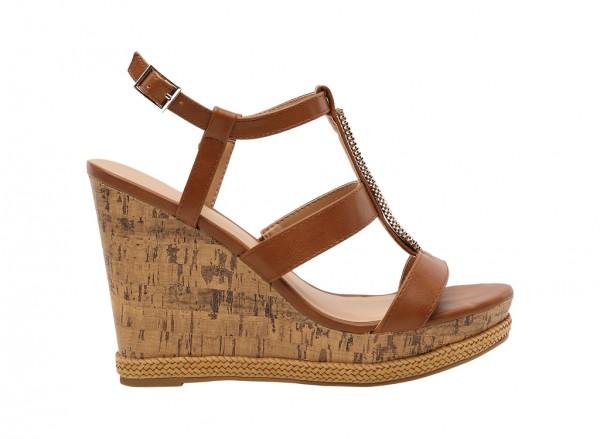 Terreti Brown Sandals