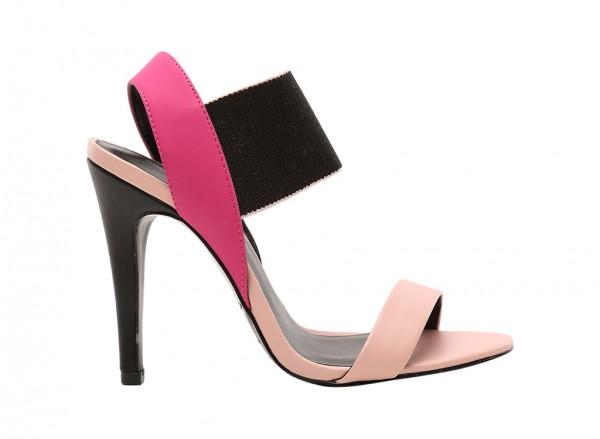 Bovegno Pink  Sandals