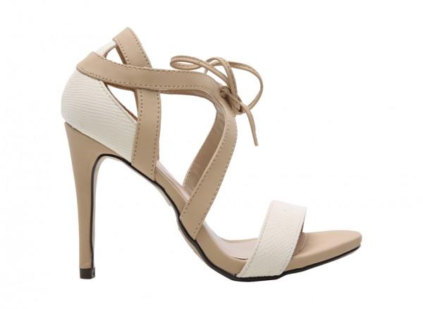 Rasiglia Grey High Heel
