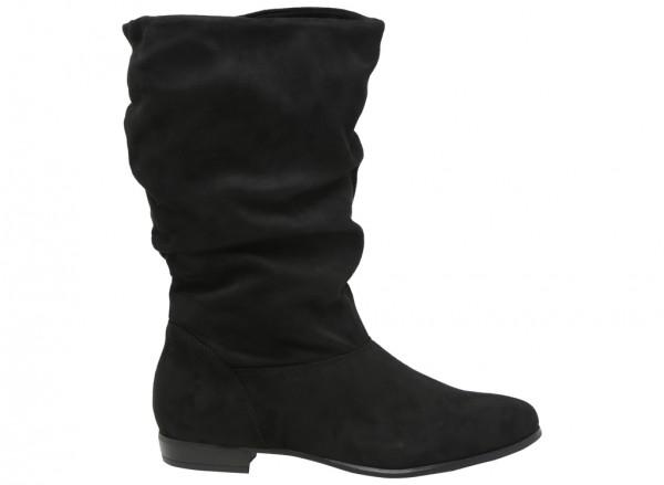 حذاء بوت جوجالي أسود