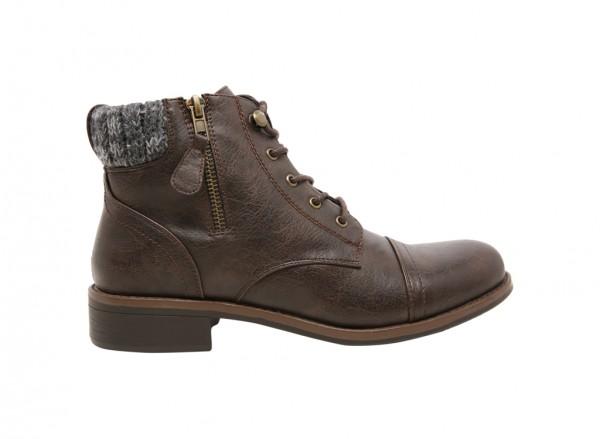 Ogliano Boots - Brown