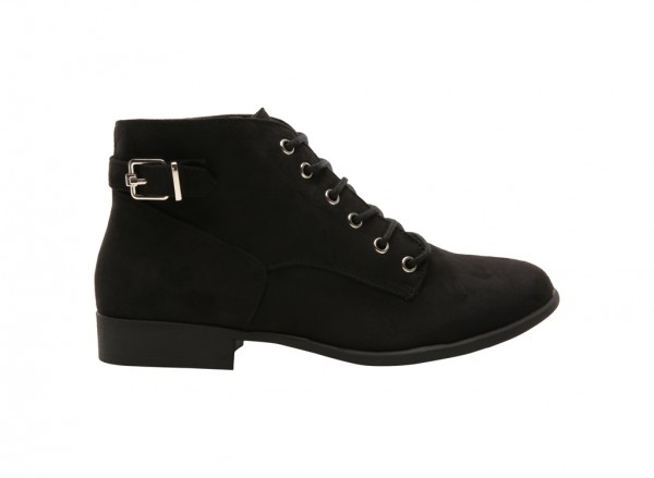 Gitana Black Boot