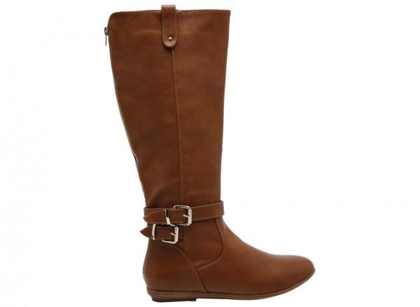 Acirassa Boots - Brown