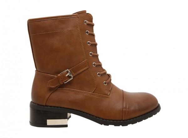 Cerirwen Boots - Brown