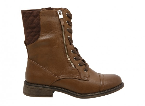 حذاء بوت كواسانو بني