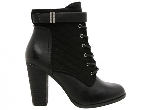 حذاء بوت اكيراري أسود