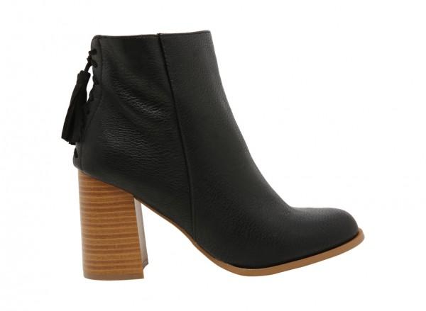 Tralessa Boots - Black