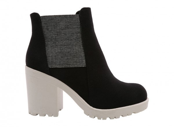 Camigliati Black Boots