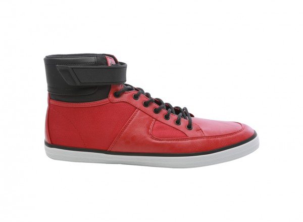 Draydien Red Sneakers & Athletics
